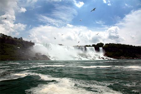 Niagara Falls - American Side.
