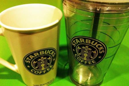 Starbuck's merchandise