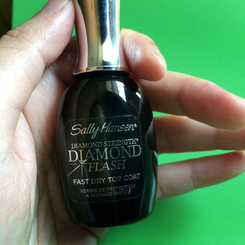 Sally Hansen's Diamond Flash Top Coat